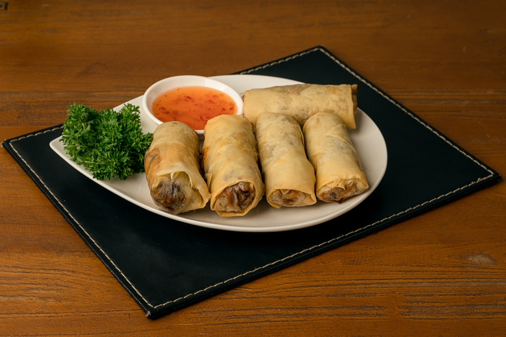 The Box Office Spring Rolls